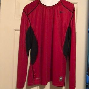 Nike Dri Fit long sleeved
